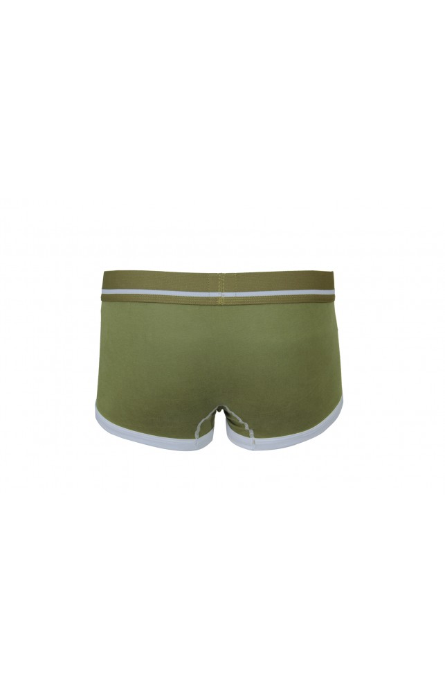 The Playful Heart ~ shorty army green